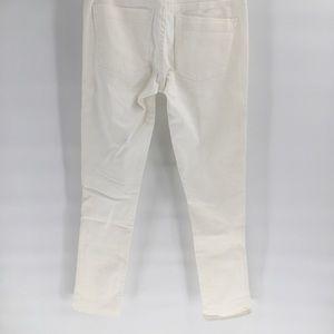 NWT J. Crew Factory Store Women Ivory Jeans 27W